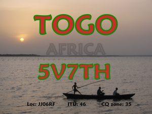 Togo qsl voorkant6