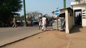 grensovergang Benin_Togo